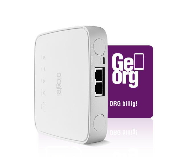 Alcatel LTE-Cube